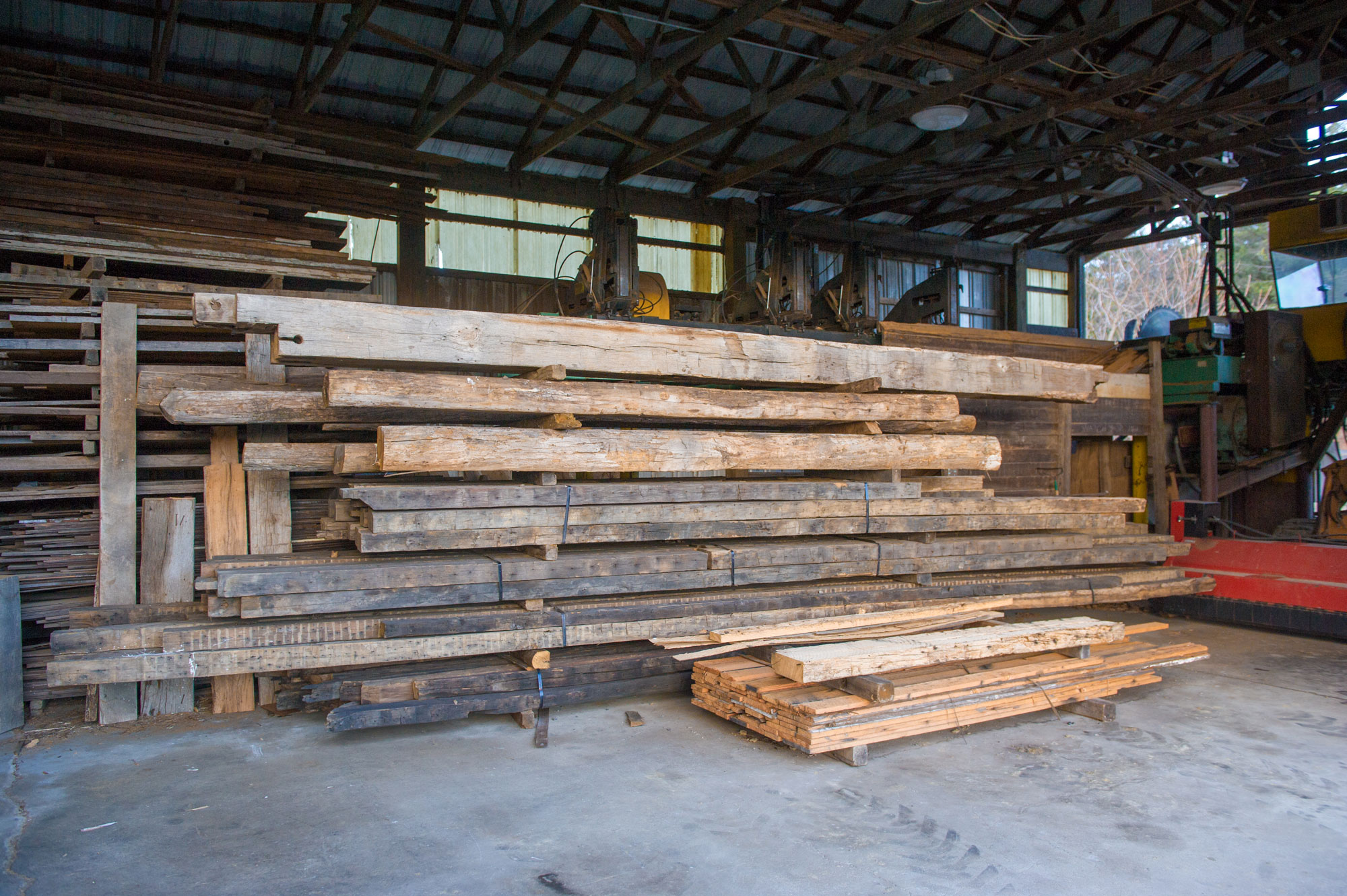 Reclaimed mantels reclaimed beams ornamental for Reclaimed wood decking