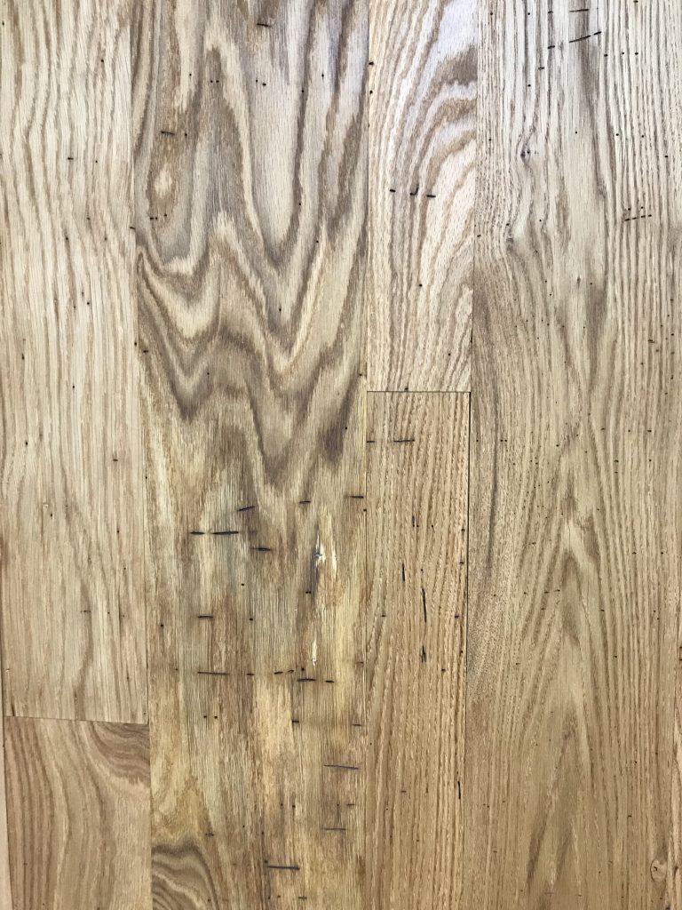 Rustic Wormy White Oak Vintage Lumber Vintage Lumber