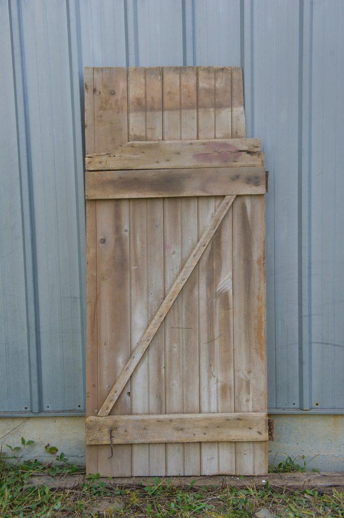 Vintage Oak Barn Door Vintage Lumber Vintage Lumber