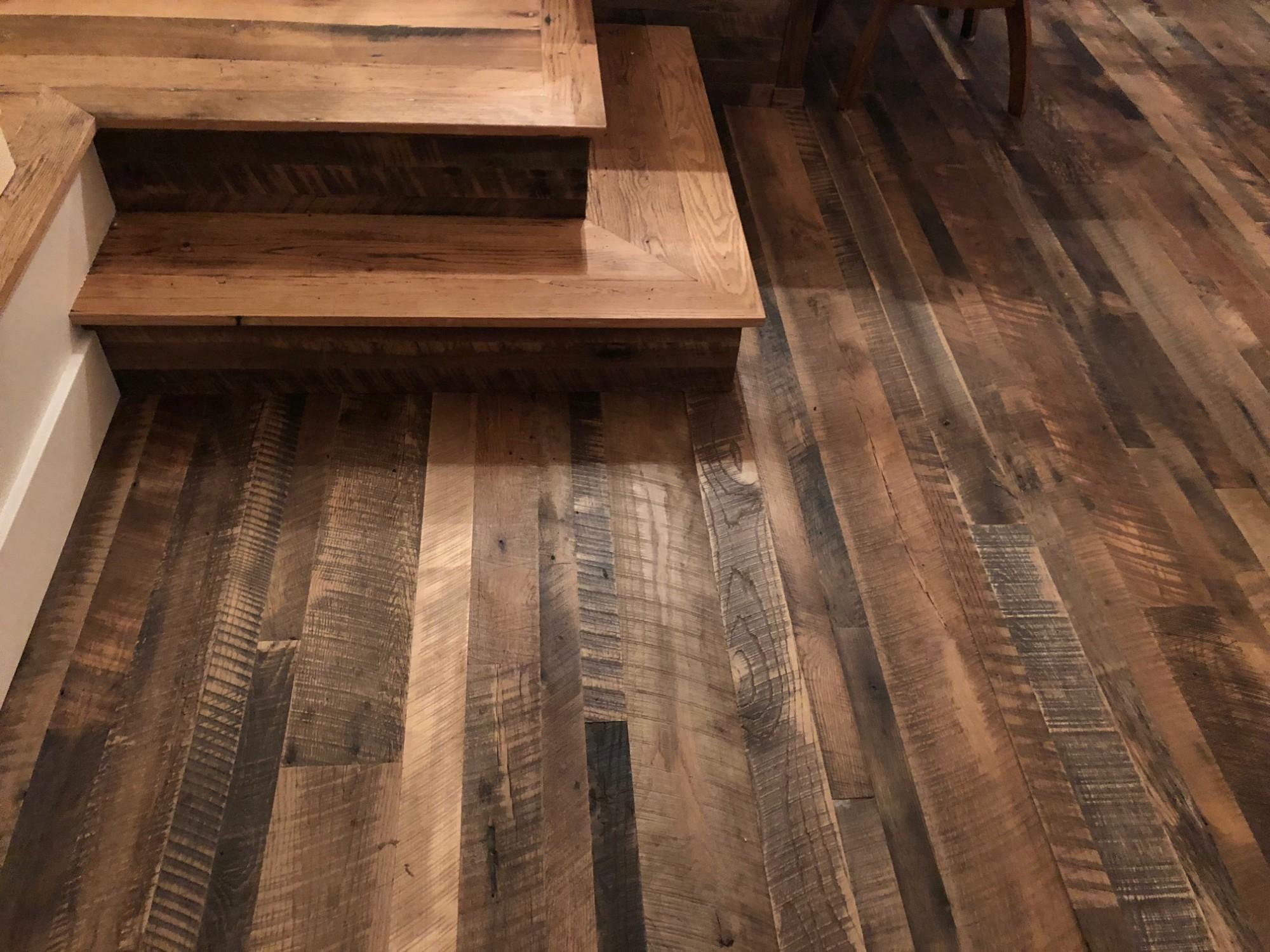 Whiskey Springs Oak Flooring 2″-6″